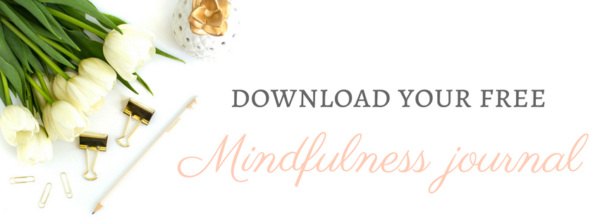 free mindfulness journal